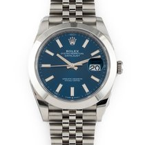 Rolex Datejust II Steel 41mm Blue No numerals United States of America, Florida, Hollywood