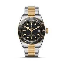 Tudor Black Bay S&G Steel 41mm Black No numerals United States of America, New York, New York
