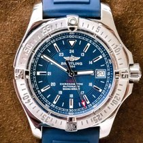 Breitling Colt Automatic Steel 41mm Blue No numerals United States of America, Texas, Plano