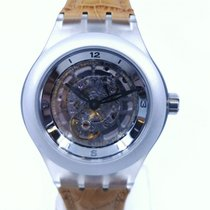Swatch pre-owned Automatic 42mm Sapphire crystal
