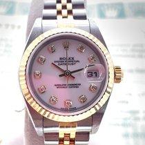 Rolex (ロレックス) レディース デイトジャスト ゴールド/スチール 26mm ホワイト 文字盤無し 日本, Kanagawa, Yokohama