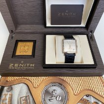 Zenith New Vintage 1965 Or blanc 33x33mm
