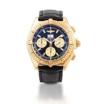 Breitling Crosswind Special Yellow gold 44mm Black United States of America, New York, New York