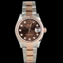 Rolex Datejust new 2021 Automatic Watch with original papers 278271