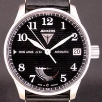 Junkers Steel 42mm Automatic 6662/92 pre-owned