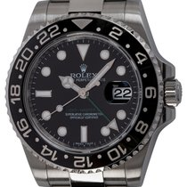 Rolex 116710 Steel 2016 GMT-Master II 40mm pre-owned United States of America, Texas, Austin