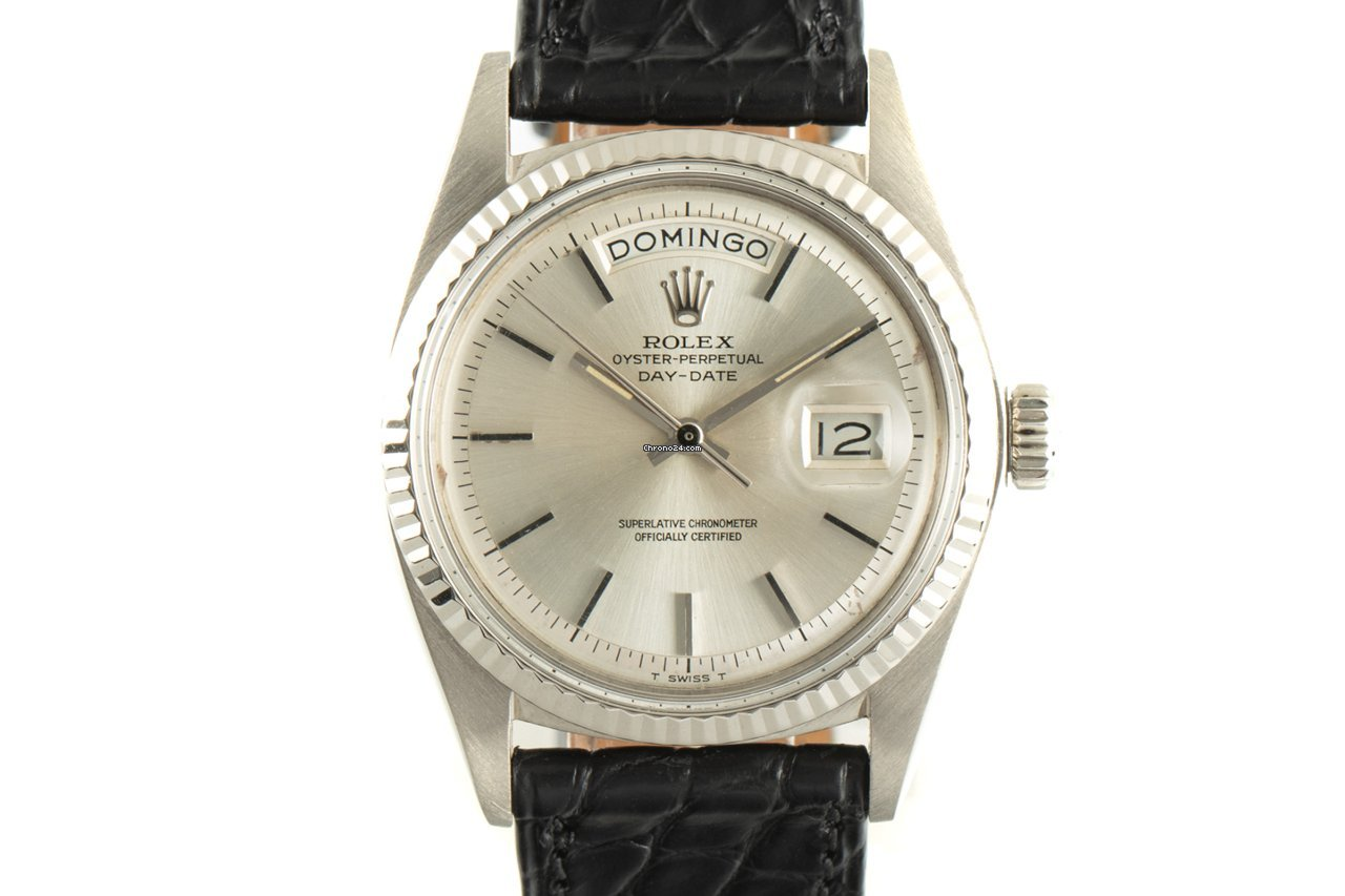 Rolex Day-Date 36 1803 1976 pre-owned