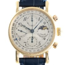 Chronoswiss Yellow gold 38mm Automatic CH7521 pre-owned