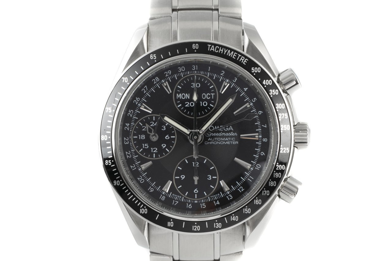 Omega Speedmaster Day Date 3220.50.00 2009 pre-owned