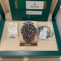 Rolex GMT-Master II Steel 40mm Black No numerals Canada, North Vancouver