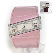 Cartier Tank Divan pre-owned Silver Leather