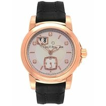 Carl F. Bucherer Rose gold Automatic Mother of pearl 38.5mm new Patravi