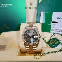 Rolex Datejust II Gold/Steel 41mm Grey No numerals Australia, Sydney