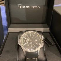 Hamilton Steel 42mm Automatic H77615333 pre-owned Australia, Manly