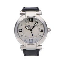 Chopard Imperiale Staal 40mm Zilver Romeins Nederland, Amsterdam