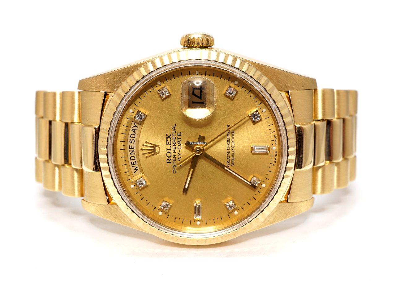 Rolex (ロレックス) デイデイト 36 18238 1993 中古