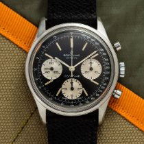 Breitling Top Time Steel 38mm Black No numerals United States of America, New York, New York