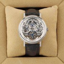 Breguet Classique Complications Platinum 41mm Transparent United States of America, New York, Airmont