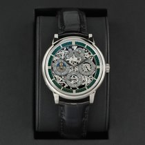 Jaeger-LeCoultre Master Grande Tradition White gold 42mm Transparent United States of America, New York, Airmont