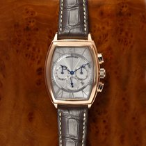 Breguet Héritage Rose gold 42mm Silver United States of America, New York, Airmont