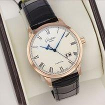 Glashütte Original Senator Panorama Date new 2017 Automatic Watch with original box and original papers 100-03-32-45-04