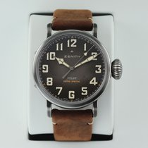 Zenith Pilot Type 20 Extra Special Steel 45mm Grey United States of America, New York, Airmont