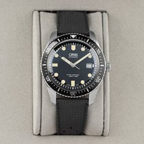 Oris Divers Sixty Five new 2019 Automatic Watch with original papers 01 733 7720 4054-07 4 21 18