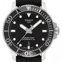 Tissot Seastar 1000 Сталь 43mm Черный