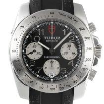 Tudor Sport Chronograph Acero 41mm Negro