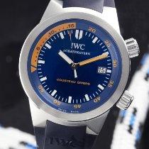 IWC Aquatimer Automatic IW354806 Meget god Stål 42mm Automatisk