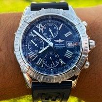 Breitling Crosswind Racing Steel 43mm Blue Roman numerals United States of America, Florida, Boca Raton