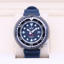 Seiko Prospex Titanium 52.4mm Blue No numerals United States of America, Tennesse, Nashville