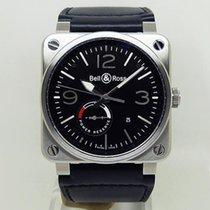 Bell & Ross BR 03-97 Réserve de Marche Steel 42mm Black