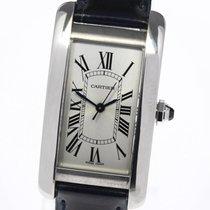 Cartier Tank Américaine 23mm Silver