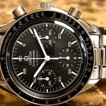 Omega Speedmaster Reduced Steel 39mm Black No numerals United States of America, Pennsylvania, Philadelphia