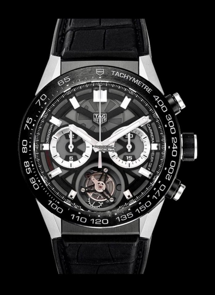TAG Heuer Carrera Heuer-02T CAR5A8Y.FC6377 2017 pre-owned