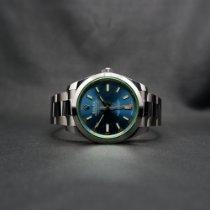 Rolex Milgauss Steel 40mm Blue No numerals Australia, Randwick