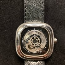 Sevenfriday Steel Automatic SF-P1B/01 pre-owned United States of America, Texas, Austin