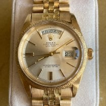 Rolex Yellow gold 36mm Automatic 1807 pre-owned