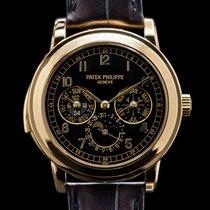 Patek Philippe Minute Repeater Perpetual Calendar 5074J-001 Or jaune 42mm Remontage automatique