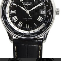 Longines L26314517 Steel Master Collection new