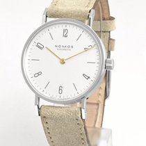 NOMOS Tangente 33 new Manual winding Watch with original box and original papers 127