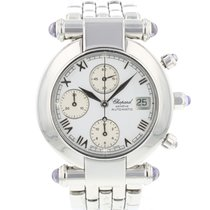 Chopard Imperiale Staal 37mm Wit Romeins Nederland, Maastricht