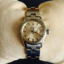 Rolex Oyster Perpetual Lady Date Acciaio 26mm Argento Romani Italia, Roma