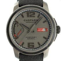 Chopard 168566-3007 Titanium 2020 Mille Miglia 43mm new