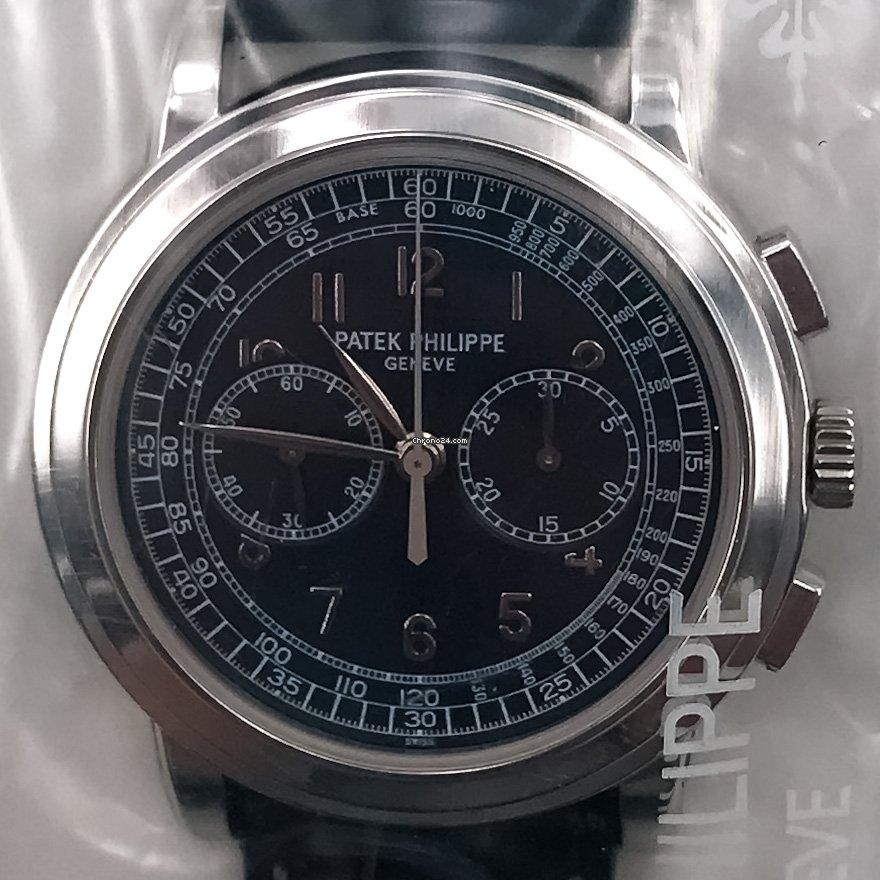 Patek Philippe Chronograph 5070P-001 2008 new