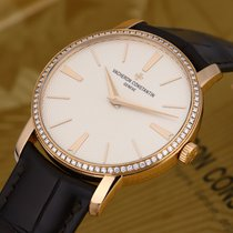 Vacheron Constantin Rose gold 38mm Manual winding 82573/000R-9815 pre-owned
