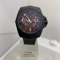 Corum Admiral's Cup AC-One pre-owned 45mm Black Date Steel