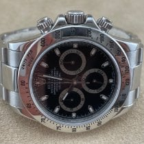 Rolex Steel 40mm Automatic 116520 pre-owned