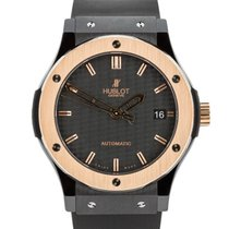 Hublot Rose gold 45mm Automatic 511.CO.1780.RX pre-owned United Kingdom, London